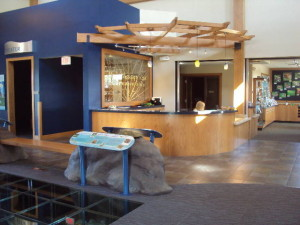 USFWS Refuge Visitors Center