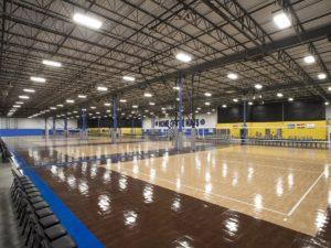 Elite Sports Volleyball Facility